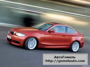 Информация о новой BMW 135i Coupe (E87) 2008 года