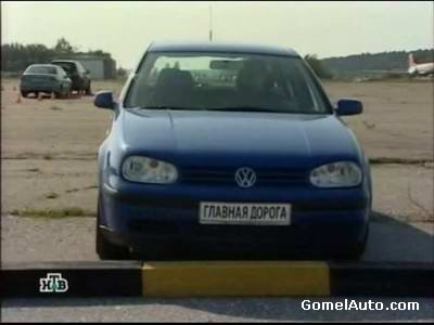 Видео тест обзор Volkswagen VW Golf 4 2000 года выпуска