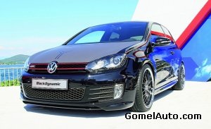 Volkswagen представил Golf GTI Black Dynamic на выставке в Вертерзее