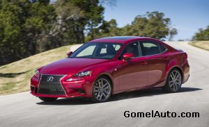 Lexus IS 2014 будет доступен от $36.845