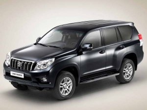 Обновленный Toyota Land Cruiser Prado 2013