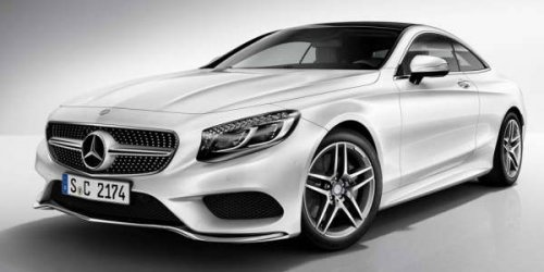 AMG-пакет для Mercedes S-Class Coupe