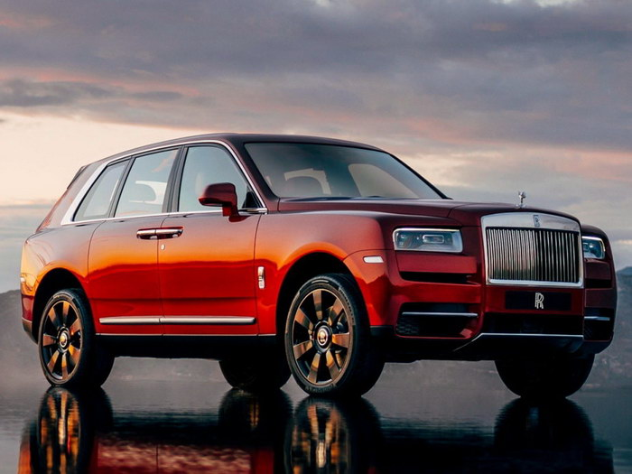 Rolls-Royce Cullinan vs Bentley Bentayga