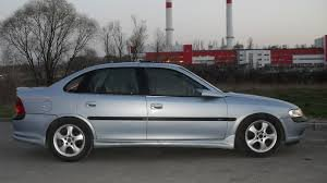 Opel Vectra photo 2