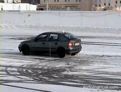 видеоурок вождения парковка задним ходом