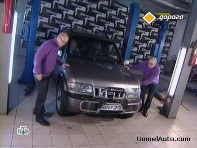 Видео тест обзор Kia Sportrage 2003 года выпуска