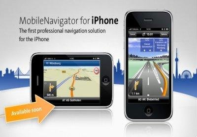 NAVIGON MobileNavigator v.1.7.0 [Europe/Russia] (2010/RUS) iPhone