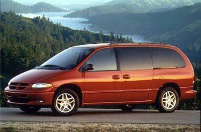 Инструкция по ремонту автомобиля Dodge Caravan, Plymouth Voyager, Chrysler Town 1996-2000 года выпуска