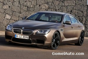 BMW M6 Gran Coupe к юбилею!