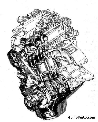 руководство по ремонту двигателя z12xe скачать
