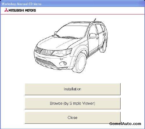 Mitsubishi OUTLANDER (CW#)