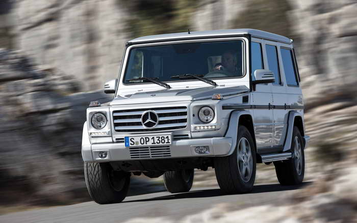 Mercedes-Benz G-класс Гелик Мерседес