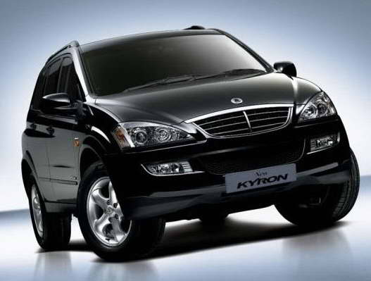 SsangYong Kyron 2015 обзор