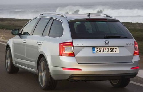 Skoda Octavia получила версию Laurin&Klement