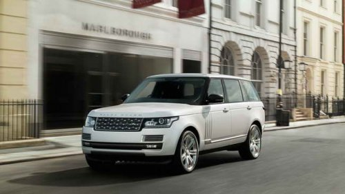 Land Rover Range Rover Autobiography 2014: ������ ��� �������